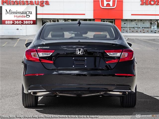 2019 Honda Accord LX 1.5T (Stk: 326921) in Mississauga - Image 5 of 23
