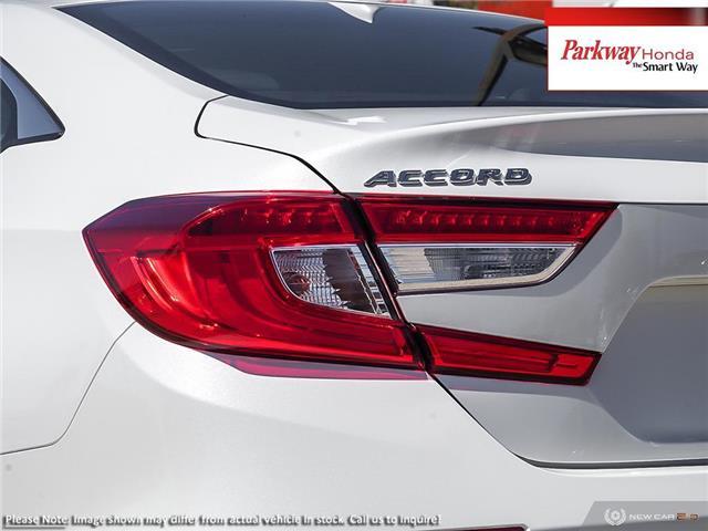 2019 Honda Accord LX 1.5T (Stk: 928137) in North York - Image 11 of 23