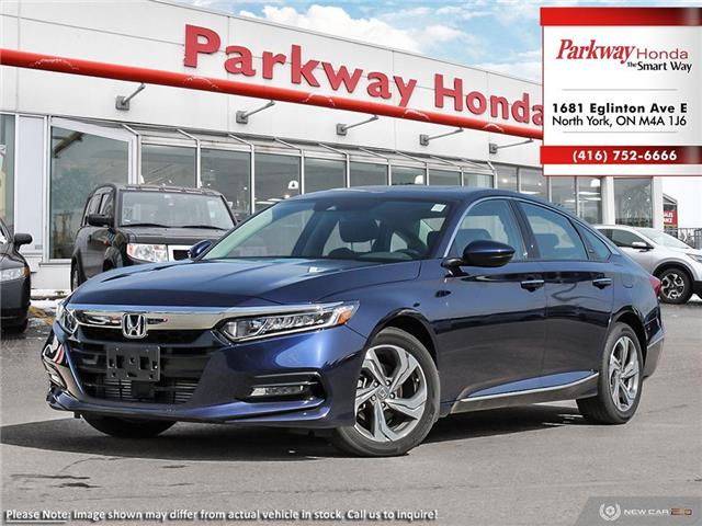 2019 Honda Accord EX-L 1.5T (Stk: 928131) in North York - Image 1 of 23
