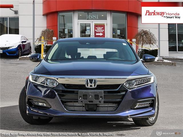 2019 Honda Accord EX-L 1.5T (Stk: 928131) in North York - Image 2 of 23