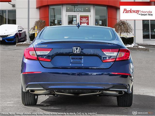 2019 Honda Accord EX-L 1.5T (Stk: 928131) in North York - Image 5 of 23