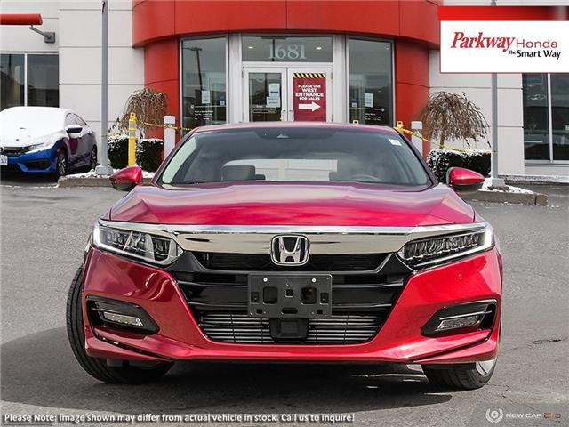 2019 Honda Accord Touring 1.5T (Stk: 928132) in North York - Image 2 of 23