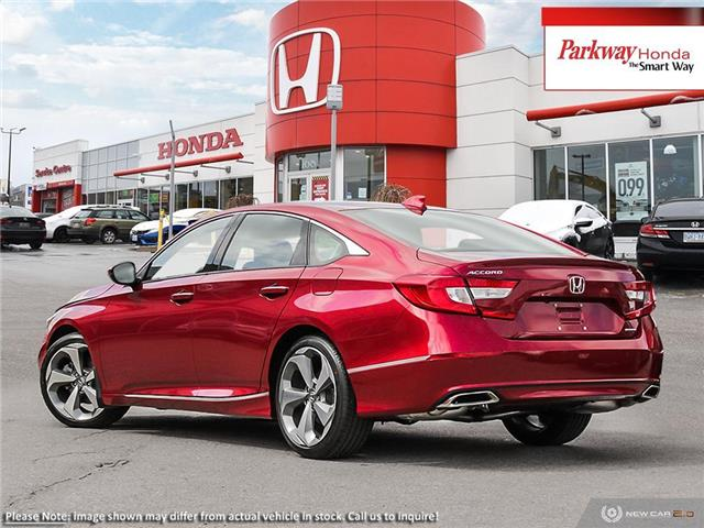 2019 Honda Accord Touring 1.5T (Stk: 928132) in North York - Image 4 of 23