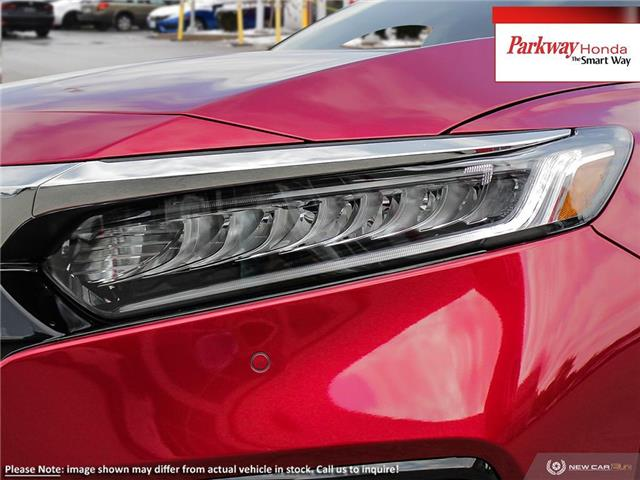 2019 Honda Accord Touring 1.5T (Stk: 928132) in North York - Image 10 of 23