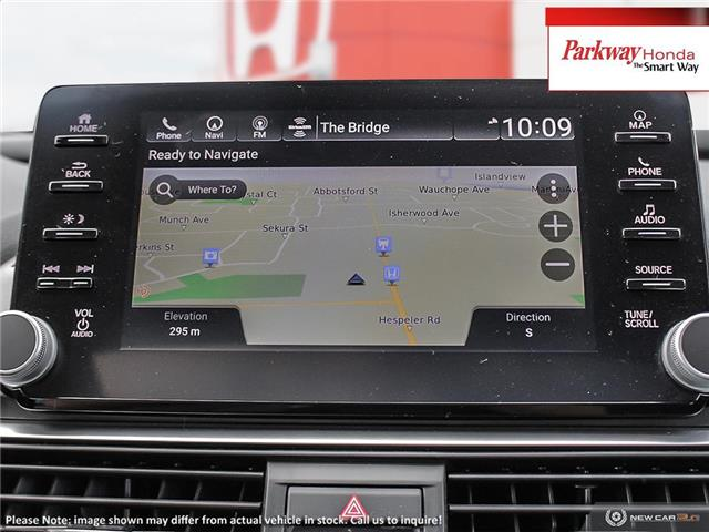 2019 Honda Accord Touring 1.5T (Stk: 928132) in North York - Image 23 of 23