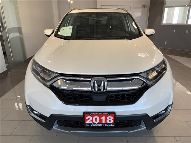 2018 Honda CR-V Touring (Stk: 16360A) in North York - Image 2 of 27
