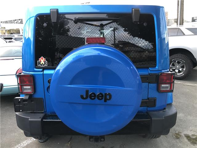 2015 Jeep Wrangler Unlimited Sahara (Stk: OP19300) in Vancouver - Image 2 of 17