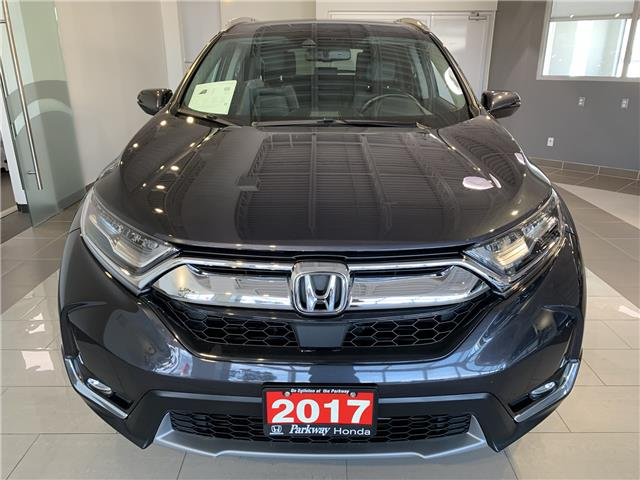 2017 Honda CR-V Touring (Stk: 16367A) in North York - Image 2 of 27