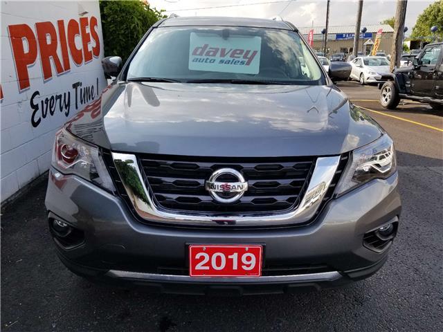 2019 Nissan Pathfinder SL Premium (Stk: 19-571) in Oshawa - Image 2 of 19