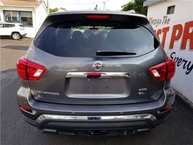 2019 Nissan Pathfinder SL Premium (Stk: 19-571) in Oshawa - Image 6 of 19