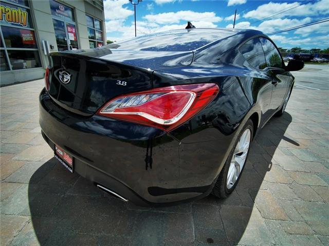 2016 Hyundai Genesis Coupe 3.8 GT (Stk: DK2555A) in Orillia - Image 5 of 13