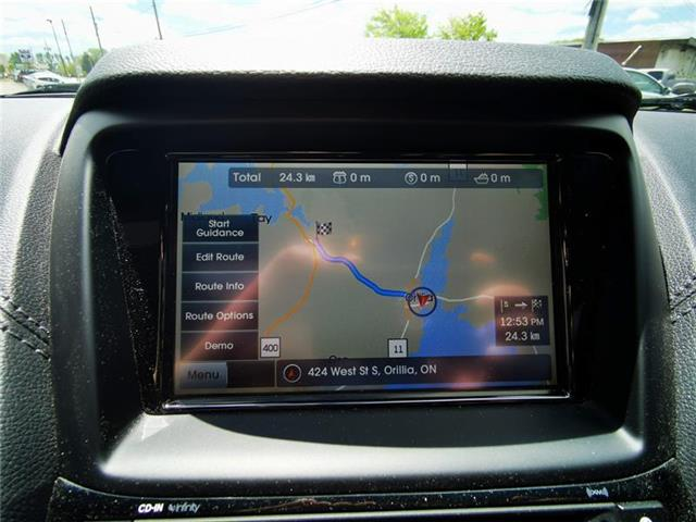 2016 Hyundai Genesis Coupe 3.8 GT (Stk: DK2555A) in Orillia - Image 9 of 13