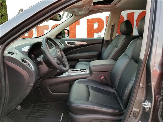 2019 Nissan Pathfinder SL Premium (Stk: 19-571) in Oshawa - Image 9 of 19