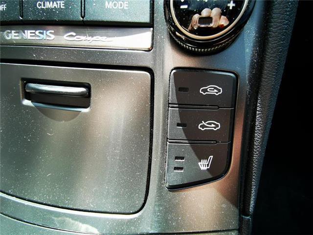 2016 Hyundai Genesis Coupe 3.8 GT (Stk: DK2555A) in Orillia - Image 10 of 13