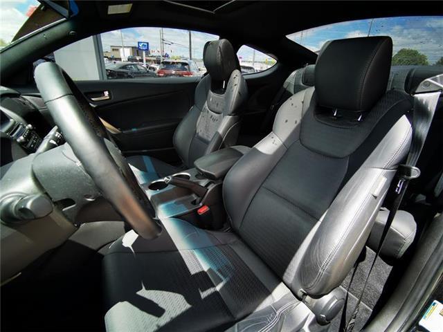 2016 Hyundai Genesis Coupe 3.8 GT (Stk: DK2555A) in Orillia - Image 11 of 13