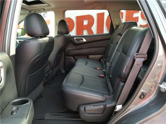 2019 Nissan Pathfinder SL Premium (Stk: 19-571) in Oshawa - Image 10 of 19