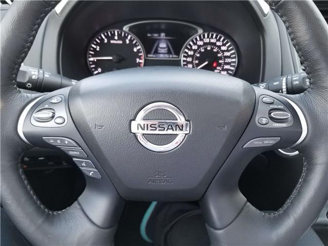 2019 Nissan Pathfinder SL Premium (Stk: 19-571) in Oshawa - Image 12 of 19
