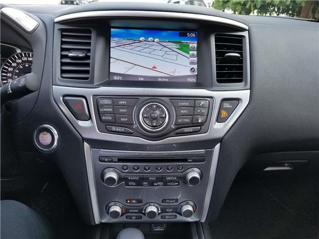 2019 Nissan Pathfinder SL Premium (Stk: 19-571) in Oshawa - Image 13 of 19