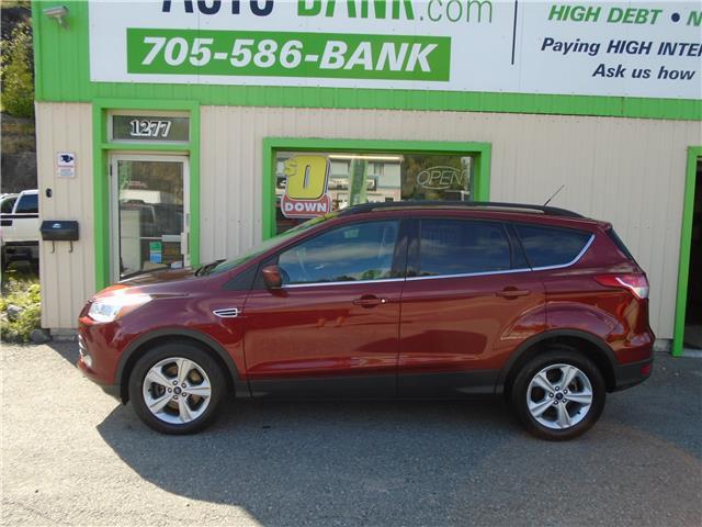 2016 Ford Escape SE (Stk: ) in Sudbury - Image 1 of 6