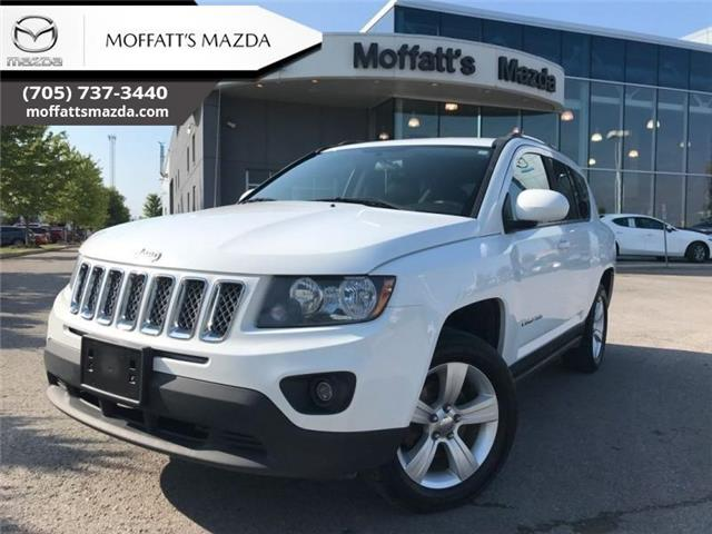 2014 Jeep Compass Sport/North (Stk: P6709A) in Barrie - Image 1 of 21