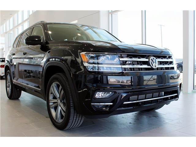2019 Volkswagen Atlas 3.6 FSI Execline (Stk: 69175) in Saskatoon - Image 1 of 23