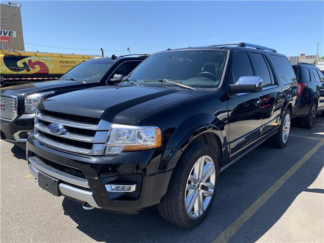 2016 Ford Expedition Max Platinum (Stk: GEF07761) in Sarnia - Image 1 of 4