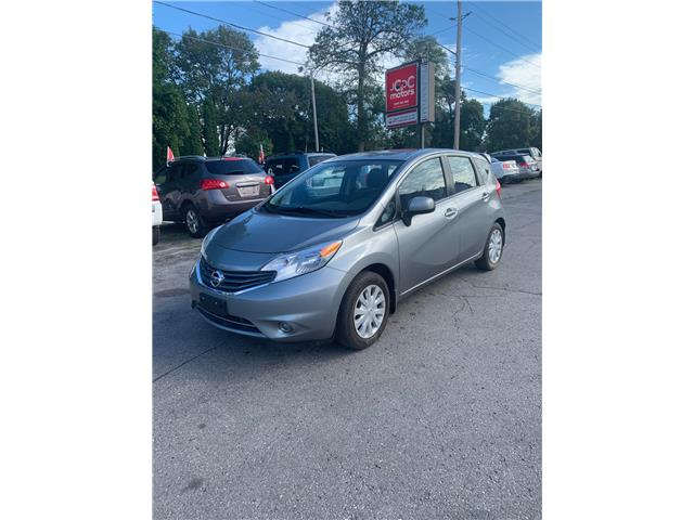 2014 Nissan Versa Note 1.6 SV (Stk: ) in Cobourg - Image 1 of 12
