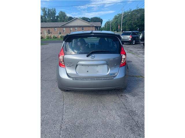 2014 Nissan Versa Note 1.6 SV (Stk: ) in Cobourg - Image 6 of 12