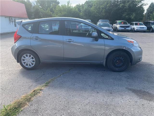 2014 Nissan Versa Note 1.6 SV (Stk: ) in Cobourg - Image 3 of 12