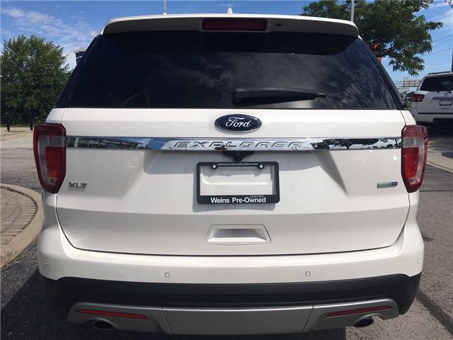 2016 Ford Explorer XLT (Stk: 1782W) in Oakville - Image 6 of 29