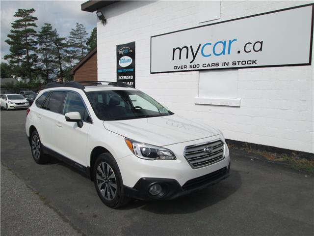 2017 Subaru Outback 2.5i Limited (Stk: 191213) in Richmond - Image 1 of 20