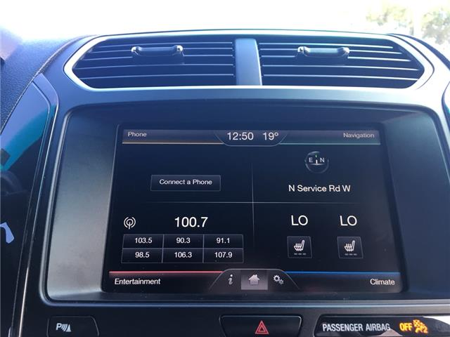 2016 Ford Explorer XLT (Stk: 1782W) in Oakville - Image 21 of 29