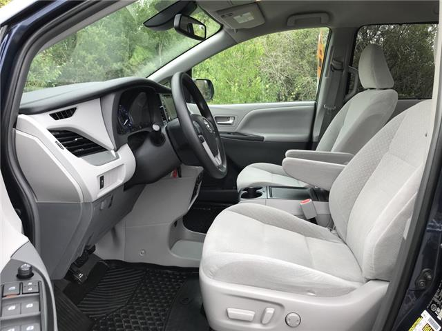 2019 Toyota Sienna LE 7-Passenger (Stk: 2915) in Cochrane - Image 11 of 18