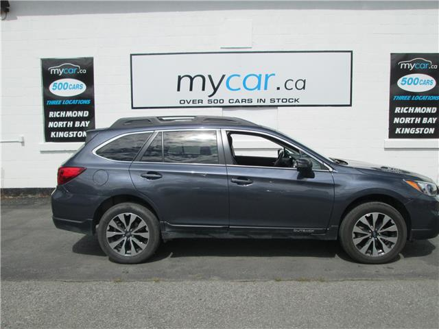 2017 Subaru Outback 2.5i Limited (Stk: 191254) in Richmond - Image 2 of 20