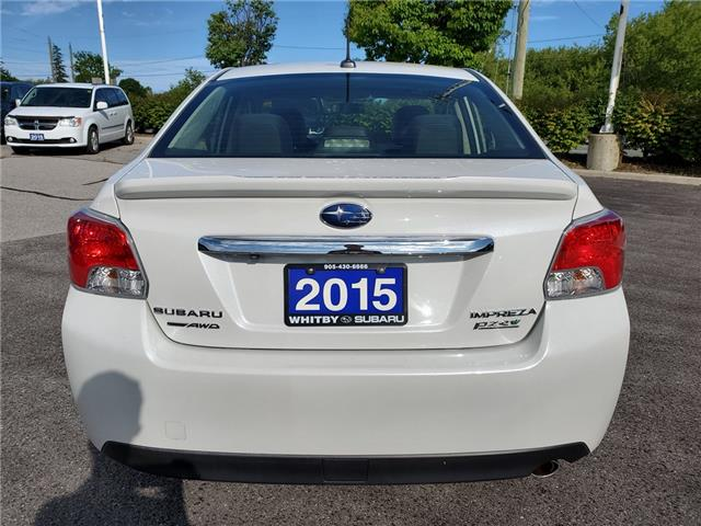 2015 Subaru Impreza 2.0i Limited Package (Stk: 19S607A) in Whitby - Image 4 of 27