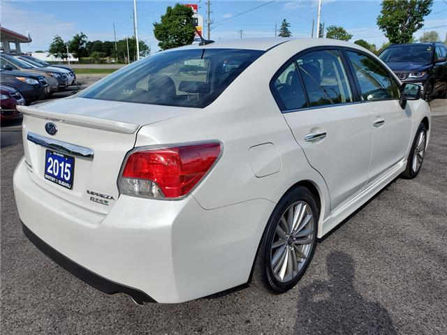 2015 Subaru Impreza 2.0i Limited Package (Stk: 19S607A) in Whitby - Image 5 of 27