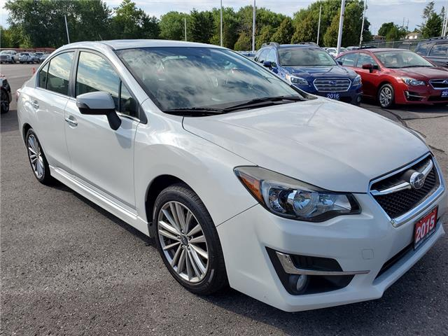 2015 Subaru Impreza 2.0i Limited Package (Stk: 19S607A) in Whitby - Image 7 of 27