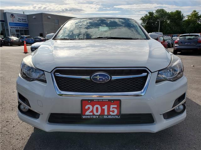2015 Subaru Impreza 2.0i Limited Package (Stk: 19S607A) in Whitby - Image 8 of 27