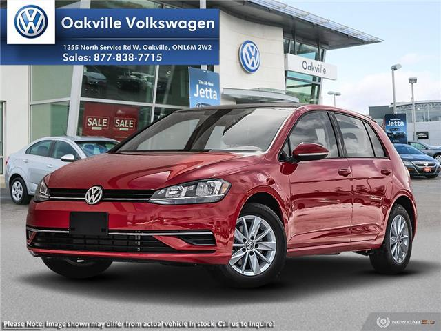 2019 Volkswagen Golf 1.4 TSI Comfortline (Stk: 21511) in Oakville - Image 1 of 22