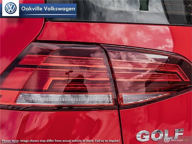 2019 Volkswagen Golf 1.4 TSI Comfortline (Stk: 21511) in Oakville - Image 10 of 22