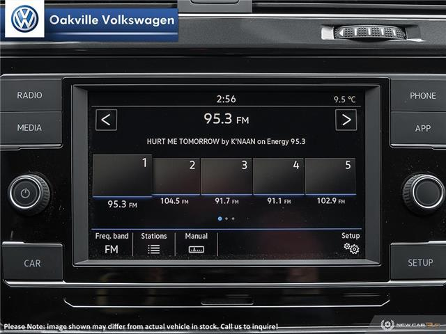 2019 Volkswagen Golf 1.4 TSI Comfortline (Stk: 21511) in Oakville - Image 17 of 22