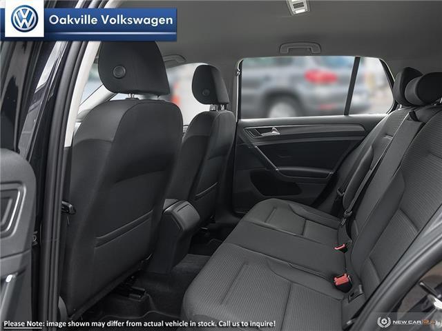2019 Volkswagen Golf 1.4 TSI Comfortline (Stk: 21511) in Oakville - Image 20 of 22
