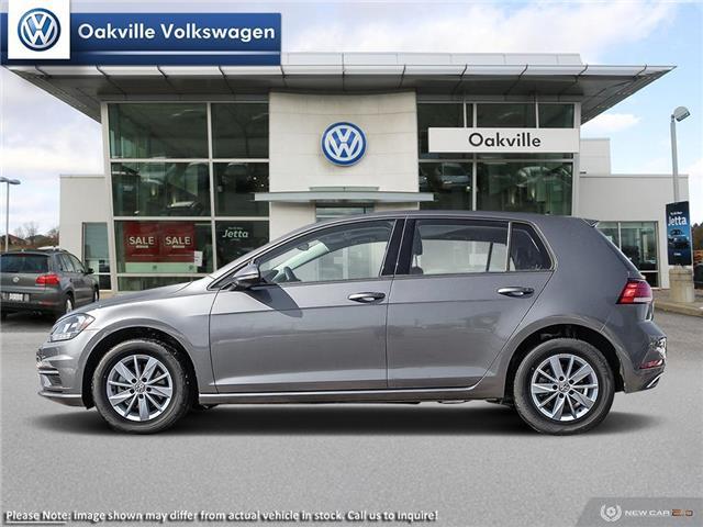 2019 Volkswagen Golf 1.4 TSI Comfortline (Stk: 21527) in Oakville - Image 3 of 21