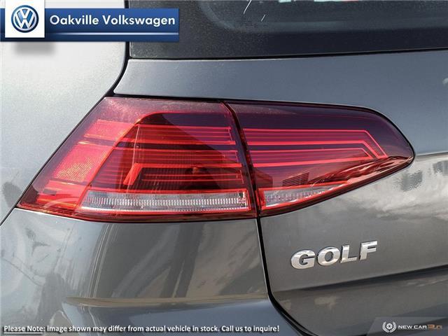2019 Volkswagen Golf 1.4 TSI Comfortline (Stk: 21527) in Oakville - Image 10 of 21