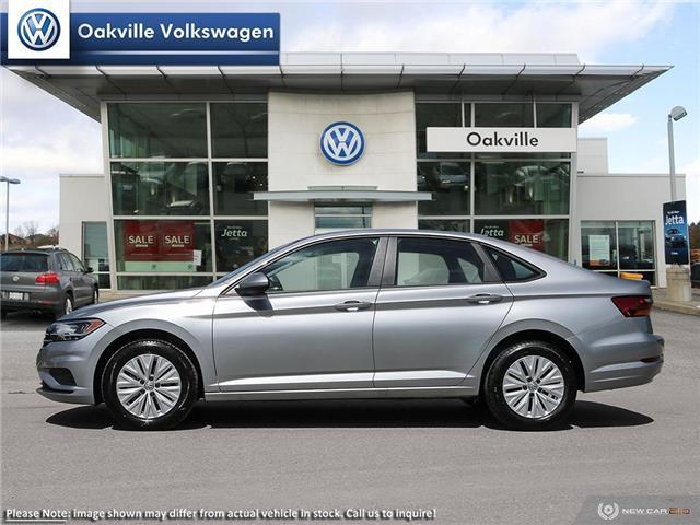 2019 Volkswagen Jetta 1.4 TSI Comfortline (Stk: 21568) in Oakville - Image 3 of 23