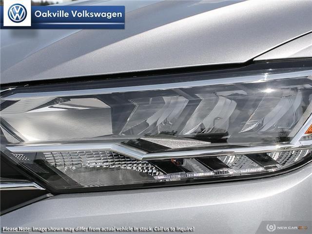 2019 Volkswagen Jetta 1.4 TSI Comfortline (Stk: 21568) in Oakville - Image 10 of 23
