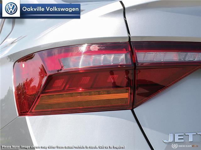 2019 Volkswagen Jetta 1.4 TSI Comfortline (Stk: 21568) in Oakville - Image 11 of 23