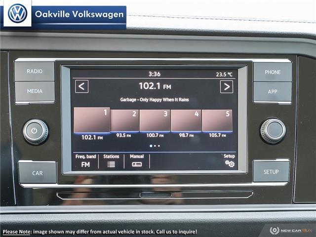 2019 Volkswagen Jetta 1.4 TSI Comfortline (Stk: 21568) in Oakville - Image 18 of 23
