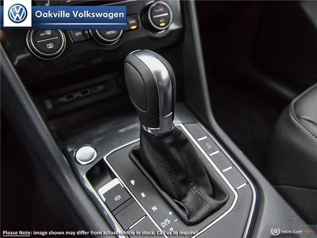 2019 Volkswagen Tiguan Comfortline (Stk: 21573) in Oakville - Image 17 of 23