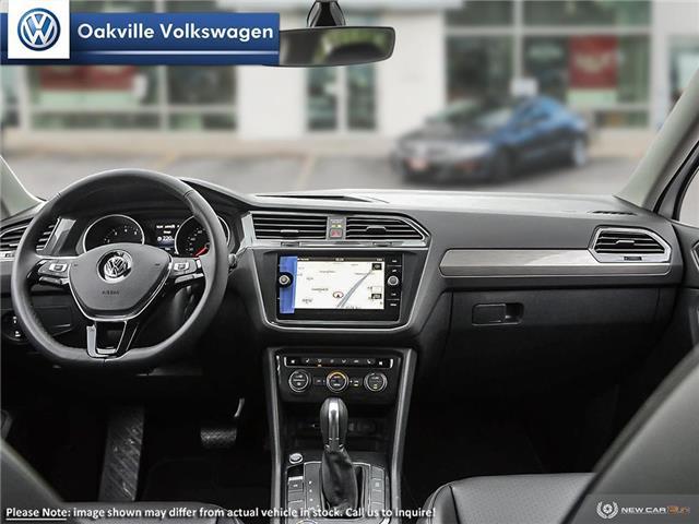 2019 Volkswagen Tiguan Comfortline (Stk: 21573) in Oakville - Image 22 of 23